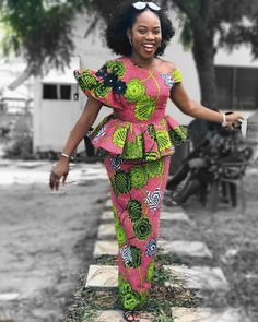 African Fashion Ankara, Latest African Fashion Dresses, African Print Fashion, Africa Fashion, Latest Ankara Styles, Couples African Outfits, African Attire, Short African Dresses, African Print Dresses