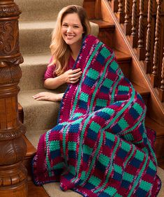 Welcome to the SeptemberFeatured Throw of the Month!This month we have the One-Piece StripesThrowmade in With Love.Each month we will have ...