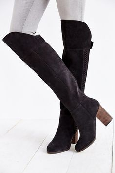 Dolce Vita Myer Braided Tall Boot