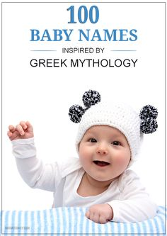 Are you inspired by Greek mythology & its characters? Finding Greek mythology baby names to name your little one? Here is our list of 100 names you can choose from.
