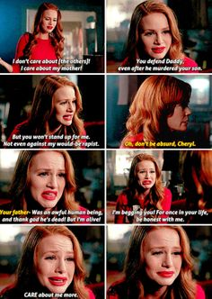 """Riverdale 2x06 """"Chapter Nineteen: Death Proof"""""""
