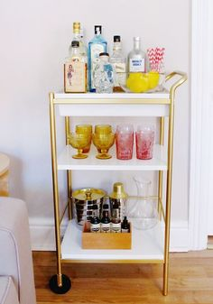 Continue reading to find out how you can elevate your home bar décor with these Bar accessories. | www.barstoolsfurniture.com