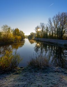 Rare Sunny November Morning by olafholland #landscape #travel