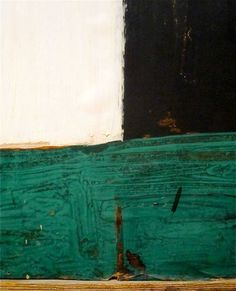 robert motherwell It's gthe green over black that has potential as a monochrome