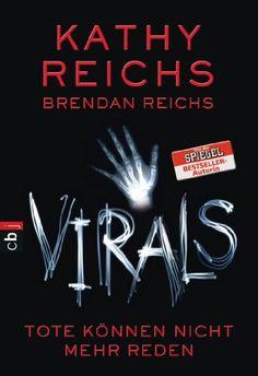 VIRALS - Tote können nicht mehr reden: Band 1: Amazon.de: Kathy Reichs, Knut Krüger: Bücher