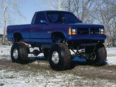 1989 Dodge Dakota pictures | 1989 Dodge Dakota Off Road Truck exterior Front Photo 25253161