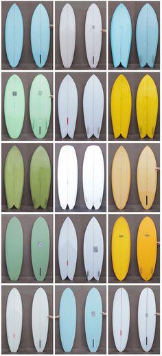 New boards!
