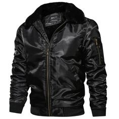 Discount This Month DIMUSI Mens Winter Bomber Jacket Thick Thermal Down Cotton Parkas Male Casual Hoodies Faux Fur Collar Windbreak Warm Bomber Jacket Winter, Mens Winter Coat, Winter Parka, Cargo Jacket, Bomber Jacket Men, Motorcycle Jacket, Winter Coats, Best Winter Jackets, Military Fashion