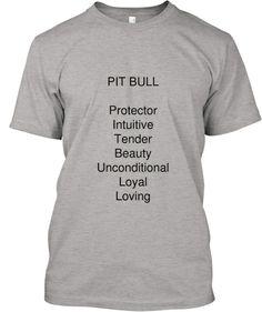 Pit Bull | Teespring