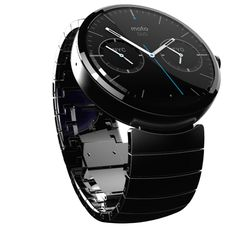 The Moto 360 Is a Smartwatch We'd Actually Wear