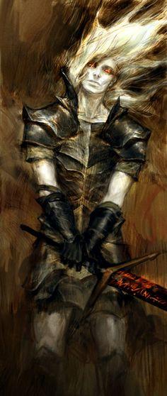 Elric of Melniboné by Tobias Kwan