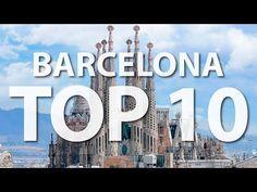Barcelona TOP 10   Things to do in Barcelona 2018 - YouTube Spain Travel, Us Travel, Travel Guide, Ferdinand The Bulls, Barceloneta Beach, Stuff To Do, Things To Do, Barcelona Travel, Barcelona Spain