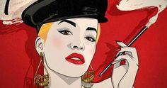 Rita Ora goes retro in artwork for new song Poison