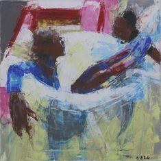 David, Painting, Art, Art Background, Painting Art, Kunst, Paintings, Performing Arts, Painted Canvas