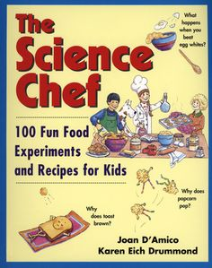 Diy stem and science ideas for kids and teens fun and easy do it why does bread rise what makes popcorn pop show your budding bakers that theres solutioingenieria Gallery
