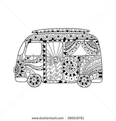 70s Car Stock Vectors & Vector Clip Art | Shutterstock
