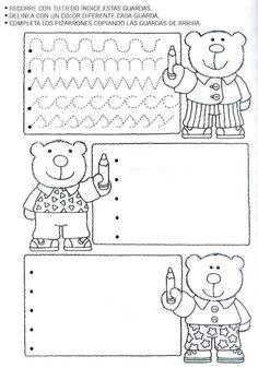 Album Archive - Letramanía nº 3 Alphabet Writing, Preschool Writing, Preschool Learning Activities, Writing Activities, Arabic Alphabet For Kids, Diy Crafts For Kids Easy, Kindergarten Games, Kids Math Worksheets, Math For Kids