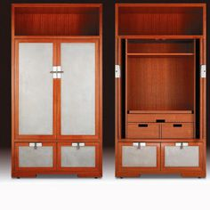 Chan Armoire - Cabinet designed by Stanley Jay Friedman