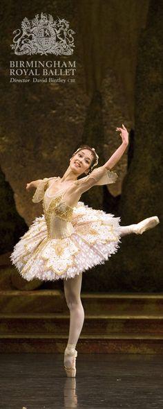 Birmingham Royal Ballet - Sleeping Beauty; Nao Sakuma; photo: Bill Cooper