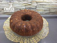 Browni Tadında Kolay Kek (maden Suyu İle)