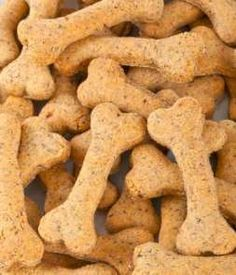 Homemade Dog Biscuits | Recipe and Instructions.