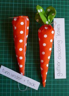 cenoura em feltro - Pesquisa do Google