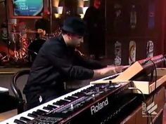 Dam-Funk with Master Blazter LIVE on Fuel TV _ Heavyweight Production Ho...