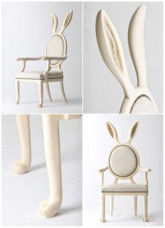 Hybrid Collection Chair by Merve Kahraman