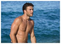 Scott Eastwood Davidoff Cool Water Campaign: Behind the Scenes