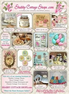 Sugar Pink Boutique: I'm In Romantic Country Magazine!