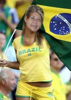 torcida brasileira rumo a copa