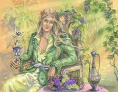 Thranduil by Mysilvergreen