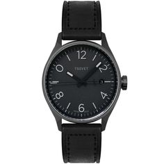 Tsovet SMT-RS40 Gunmetal & Black Automatic Watch | Black RS221010-45A