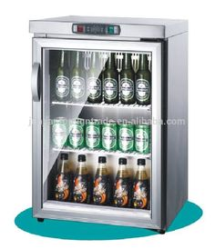 Bon Back Bar Single Glass Door Under Counter Beer Fridge Cooler | Decor |  Pinterest | Beer Fridge, Fridge Cooler And Glass Doors