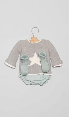 Ropa para Bebés Recién Nacidos   Tienda Online  Nicoli L1602013-pp Bebe