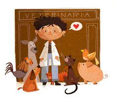 Sara Palacios Illustration