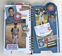 A Project by traci penrod from our Scrapbooking Altered Projects Galleries originally submitted 09/11/12 at 10:30 AM