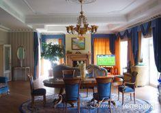 Гостиная в классическом стиле: интерьер, квартира, дом, гостиная, классицизм, ампир, неогрек, палладианство, 50 - 80 м2 #interiordesign #apartment #house #livingroom #lounge #drawingroom #parlor #salon #keepingroom #sittingroom #receptionroom #parlour #classicism #50_80m2 arXip.com