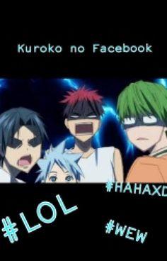 Kuroko no Facebook by ⋆。˚✩MikNyaaೄ