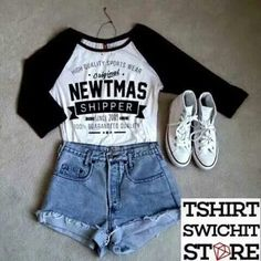 Image about newtmas in outfit by km on We Heart It Overalls, Denim Shorts, Things To Buy, Stuff To Buy, Sport Wear, Overall Shorts, Fancy, Casual, Moda Masculina