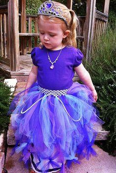 DIY Costume: Sofia the First