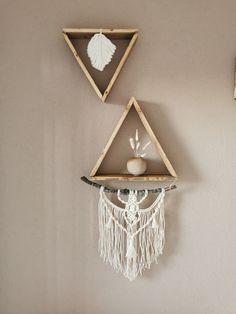Handgefertigter Makramee Wandbehang Material: Baumwollseil Material, Handmade