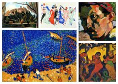 June 10, 1880 is the birthdate of André Derain – artist, painter, sculptor and co-founder of Fauvism with Henri Matisse.