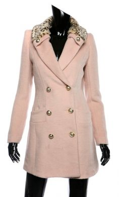 I love this! It is light pink & leopard!