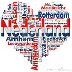 Ik hou van Nederland. I love The Netherlands !