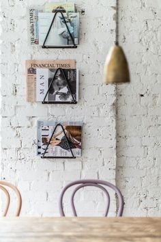 Magazine Racks, Cafe | HALLY'S CAFE AND DELI IN SW LONDON #london #cafe #deli