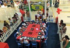 Confeitaria da Ana Maria é atração gratuita de férias no Shopping Piracicaba   Jornalwebdigital