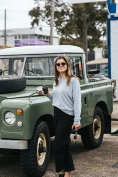 Land Rover Meet up Mona Vale 2019 — Sunday Garage The Four Wheel Drive Enthusiast Journal