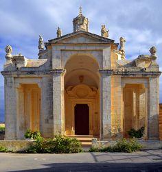 Tal-Providenza Chapel in Siggiewi, Malta