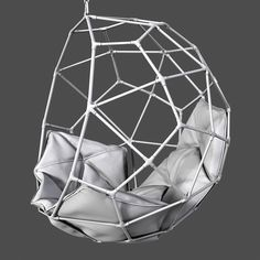 3ds max globe hanging chair - Globe hanging chair 02... by btbt